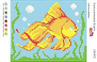 Вышивка бисером СВ 5032 Рыбка формат А5