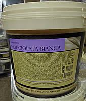"Начинка пралине белый шоколад /фундук ""Nocciolata Bianca"", IRCA, Италия (фасовка 5 кг), фото 1"