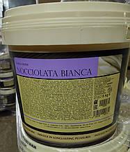 """Начинка праліне білий шоколад /фундук """"Nocciolata Bianca"""", IRCA, Італія (фасовка 5 кг)"""