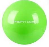 Мяч для фитнеса 65 см, (фитбол) 6 цветов, в кульке