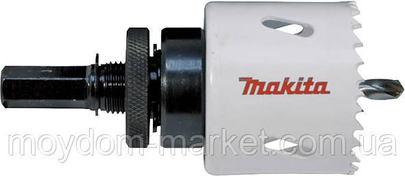 Коронка HSS-Bi-Metal 92 мм Makita D-17136