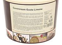 Крем для покрытия и наполнения с лимонным вкусом (Covercream Lemon) 5 кг Irca (Италия), фото 1