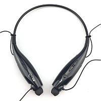 Bluetooth наушники гарнитура, одевающиеся на шею Heonyirry HBS-730, черные