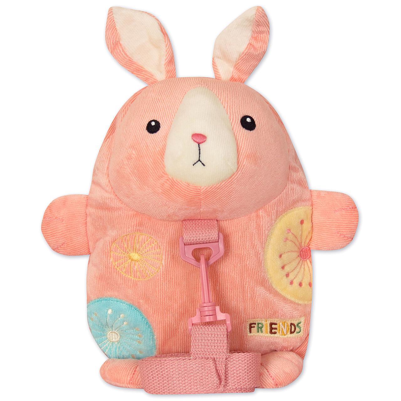 Рюкзак Кролик, розовый Metoys