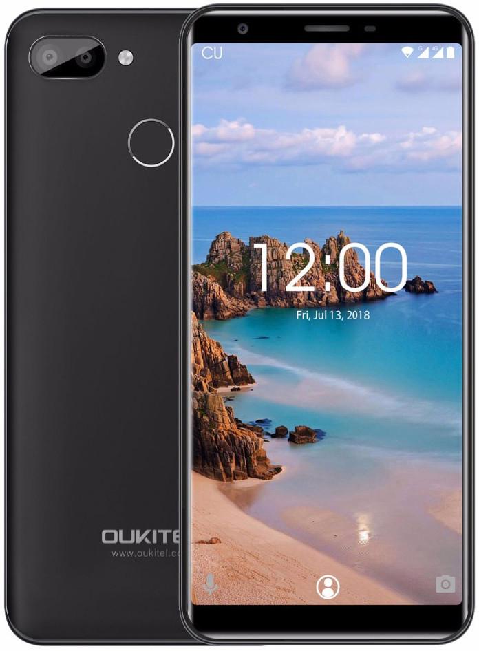 Oukitel C11 Pro | Черный | 3/16Гб | 4G/LTE | Гарантия