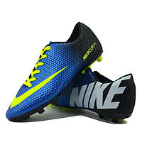 Кроссовки-сороконожки Мужские Nike Mercurial Футбольные Красные ... 0aae659e5fe