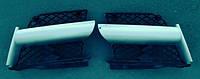 Решетка радиатора до рест правая и левая Mitsubishi  Outlander 2.0