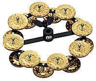 Тамбурин MEINL HTHH2B-BK Headliner® Series Hihat Tambourine, Hammered Brass