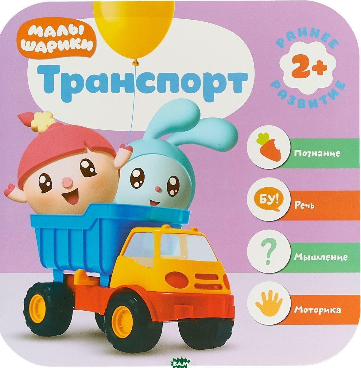 Денисова Дарья Транспорт. Развивающая книга