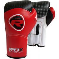 Детские боксерские перчатки RDX Red, фото 1