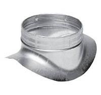 Врезки круглого сечения для системы вентиляции