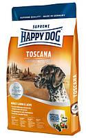 Корм для собак с низкими потребностями в энергии Happy Dog Toscana Sensible