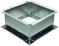 Врезки прямоугольного сечения для системы вентиляции