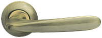 ARMADILLOРучка раздельная Pava LD42-1AB/SG-6 бронза/матовое золото