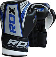 Детские боксерские перчатки RDX Blue, фото 1