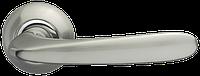 ARMADILLO Ручка раздельная Pava LD42-1SN/CP-3 матовый никель/хром