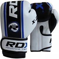 Детские боксерские перчатки RDX White, фото 1