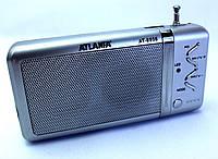 Радиоприемник портативная колонка ATLANFA AT-8956