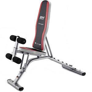 Лавка регулируемая BH Fitness Optima, код: G320