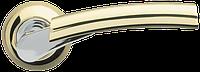ARMADILLO Ручка раздельная Vega LD21-1GP/CP-2 золото/хром