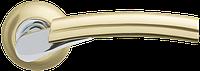 ARMADILLO Ручка раздельная Vega LD21-1SG/CP-1 матовое золото/хром