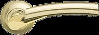 ARMADILLO Ручка раздельная Vega LD21-1SG/GP-4 матовое золото/золото