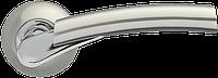 ARMADILLO Ручка раздельная Vega LD21-1SN/CP-3 матовый никель/хром