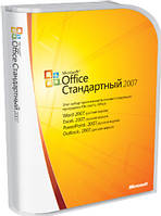 Microsoft Office Project Стандартный 2007 BOX (076-03763)