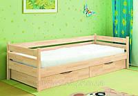 """Кровать с ящиками подростковая """"Нота"""""""