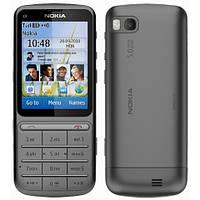 Мобильный телефон Nokia c3-01 Warm Grey Оригинал, фото 2