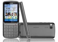 Мобильный телефон Nokia c3-01 Warm Grey Оригинал, фото 3
