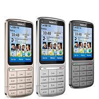 Мобильный телефон Nokia c3-01 Warm Grey Оригинал, фото 6