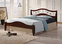Кровать кованная, железная Тала (Tala)