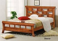 """Кровать деревянная """"Денвер (Denver)"""""""