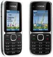 Мобильный телефон Nokia c2-01 Black Оригинал, фото 4