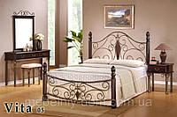 Кровать кованная, железная Вита-05 (Vita-05)