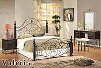 Кровать кованная, железная Валери-10 (Valeri-10)