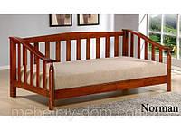 """Кровать односпальная """"Норман (Norman)"""""""