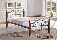 Кровать кованная, железная Мира С (Mira S)