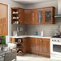 Маленькая угловая кухня София Бавария, фото 1