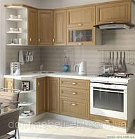 Кухня  София Классика шпон, фото 1