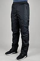 Зимние спортивные брюки Nike на флисе. (Nike fleese-1)