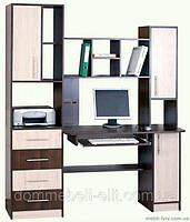 Стол компьютерный Леон - 4