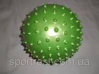 Мячик игровой с шипами.