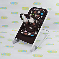 Шезлонг детский BT-BB-0005 COFFEE