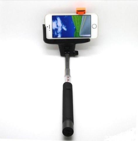 Монопод Monopod Z07-5 штатив для селфи снимков для Android 3.0 и Iphone черного цвета