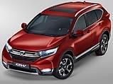 Коврик багажника Honda CR-V 2017- Stingray, фото 2