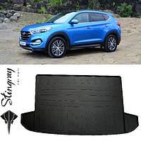 Коврик багажника Hyundai Tucson 2015- Stingray, фото 1
