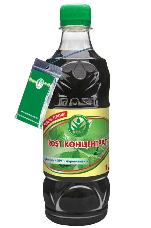 Удобрение Рост-Концентрат Универсальный  5+5+5, Rost - 1 литр
