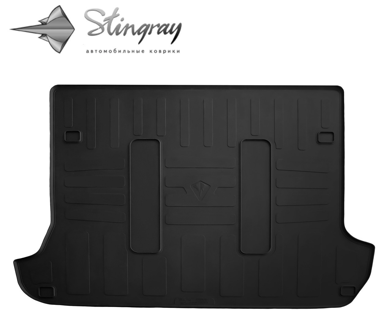Коврик багажника Lexus GX 470 2002- (7 мест) Stingray
